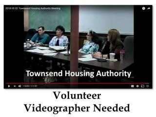 Housing Authority Request