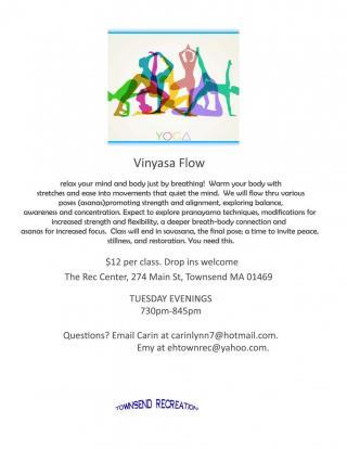 Yoga tues